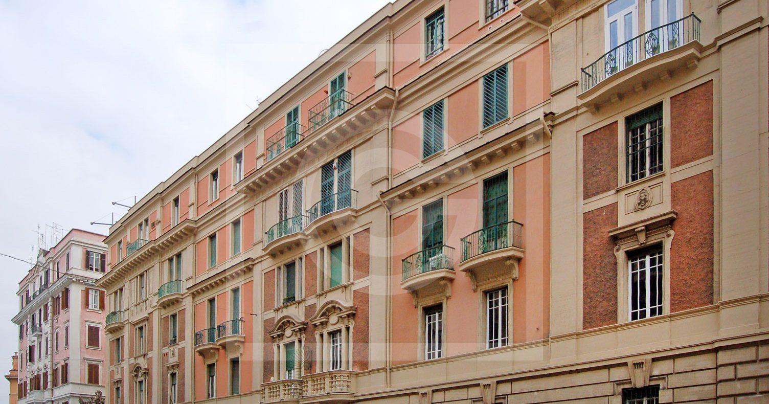 Appartamento Via Dalmazia - immobiliarechiarinelli